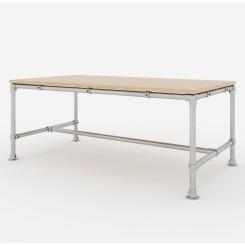 Tischgestell 180x100x80 cm - Modell 1 Klemp STOL-180x100x80-M1 Möbel
