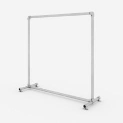 Clothes Rack 150x50x150 cm - Modell 1 Klemp WIES-150x50x150-M1 Furniture