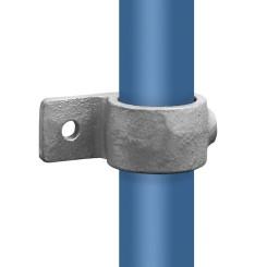Single-Lugged Bracket - Typ 55A - 21,3 mm Klemp 608055A Round Tubefittings
