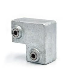 Elbow 90° - 25 mm - Type 06S-25 Klemp 608006S-25 Square Tubefittings