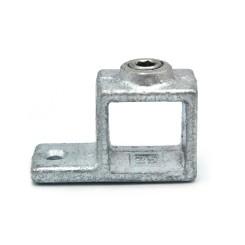 Collar Plate Single Side - 25 mm - Type 55S-25 Klemp 608055S-25 Square Tubefittings