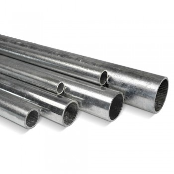 "Steel Tube galvanized - Ø 26,9 mm x 2,3 mm - (3/4"") Klemp STCB269 Tubes"
