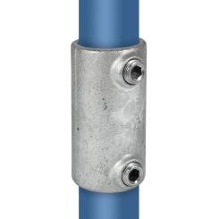 Rohrverbinder Verlängerungsstück Aussen - Typ 8E - 48,3 mm Klemp 608008E Runde Rohrverbindungen