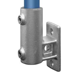 Rohrverbinder Wandhalter Vertikal - Typ 14C - 33,7 mm Klemp 608014C Runde Rohrverbindungen