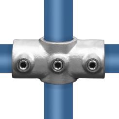 Krzyżak dwugniazdowy - Typ 22E - 48