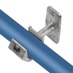 Handrail Support, open - Type 35 E - 48,3 mm Klemp 608035E Round Tubefittings