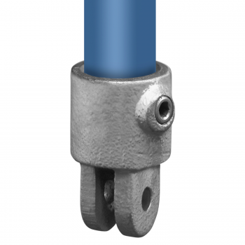 Single Swivel Combination Female Part - Type 42F - 60,3 mm Klemp 608042F Round Tubefittings