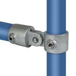 Single Swivel Combination - Type 44B - 26,9 mm Klemp 608044B Round Tubefittings