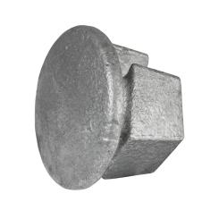 Zaślepka żeliwna - Typ 73E - 48