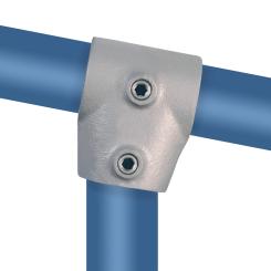 Trójnik kątowy jednogniazdowy 0 - 11° - Typ 2SE - 48