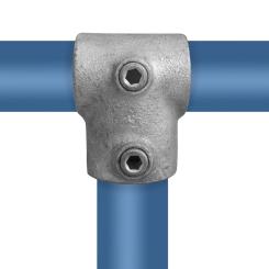 Trójnik jednogniazdowy (przejściówka) - Typ 2VED - 48