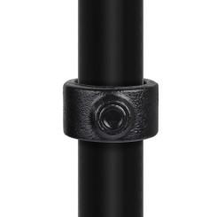 Rohrverbinder Stellring Sicherungsring - Typ 60D - 42,4 mm (Schwarz) Klemp 6080Z60D Schwarze Rohrverbindungen