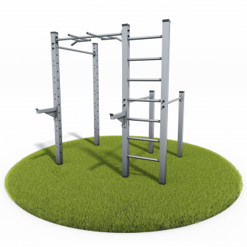 Outdoor Gym - Street Workout Park
