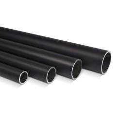 """Stahlrohr schwarz - Ø 33,7 mm x 2,65 mm - (1"""") Klemp STBZ337 Rohre"""