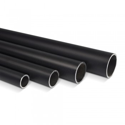 """Stahlrohr schwarz - Ø 42,4 mm x 2,65 mm - (1 1/4"""") Klemp STBZ424 Rohre"""