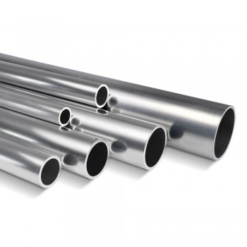 Aluminium Tube - 48,0 mm x 2,0 mm - like Kee Klamp
