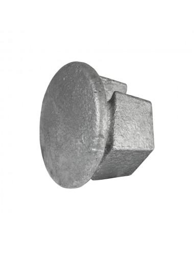 Stellschrauben Rohrverbinder T-st/ück Lang /Ø 21,3 bis 60,3 mm Temperguss Thermisch Vollbadverzinkt inkl